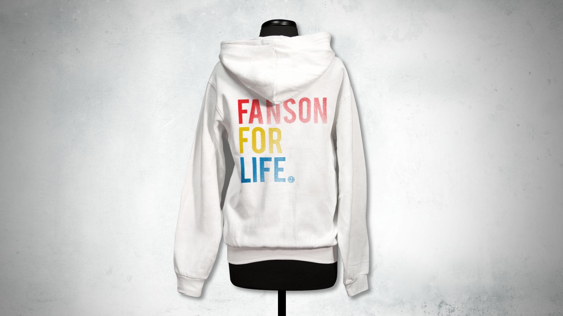 Fanson - White