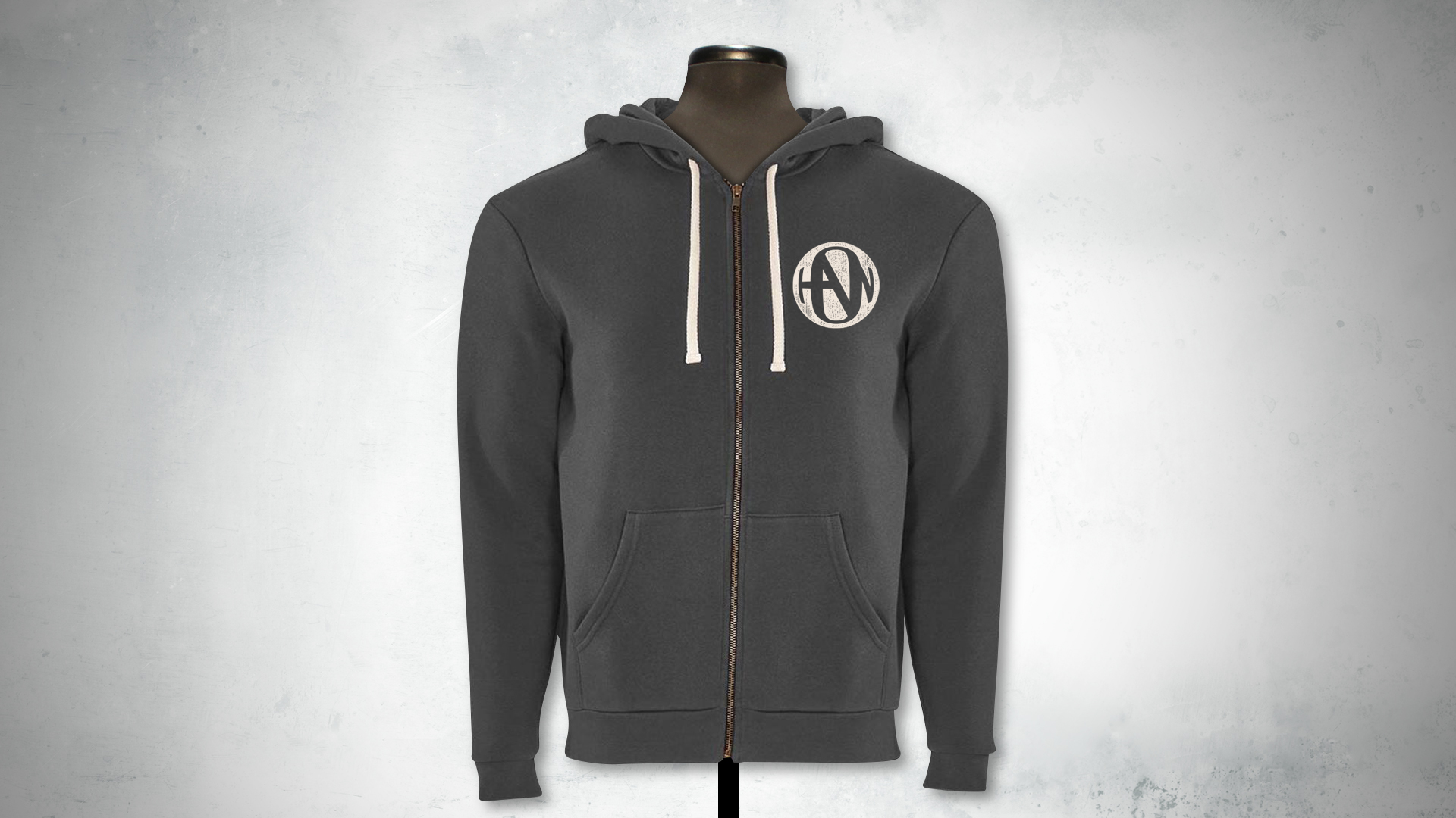 Wintry Mix Hoodie - Front