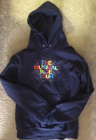 Musical Ride Tour Hoodie - Front
