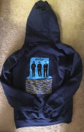 Musical Ride Tour Hoodie - Back