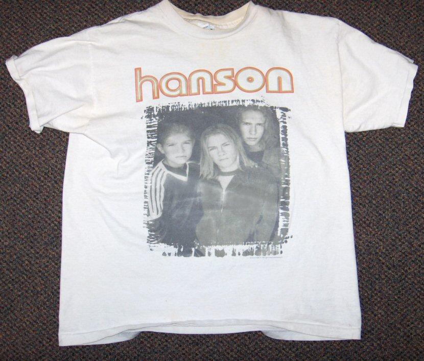 Hanson Merchandise - Apparel - T-Shirts - 1997