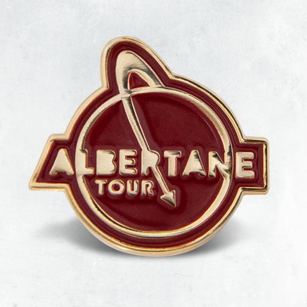 Lapel Pin - Albertane