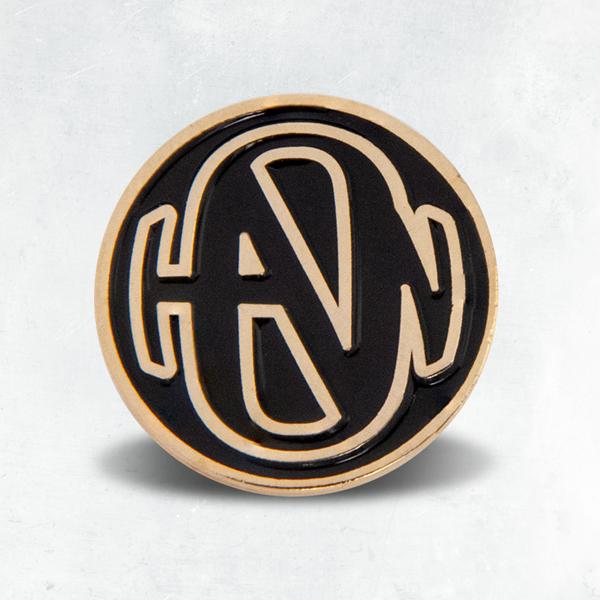 Lapel Pin - Symbol
