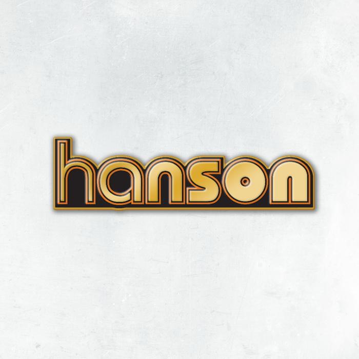 Lapel Pin - Hanson Logo