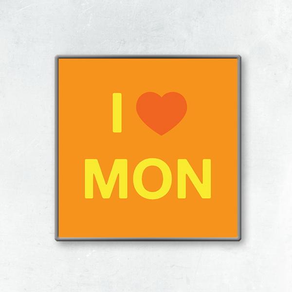 Lapel Pin - MON