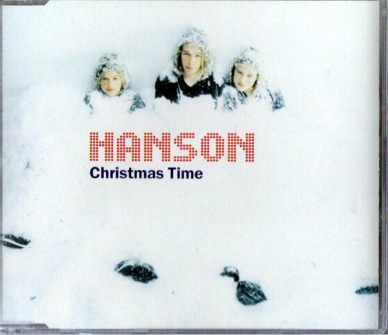 Hanson Merchandise - CDs - Compilations - Various Artists - Christmas!