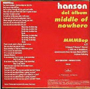 Songtext von Hanson - MMMbop Lyrics