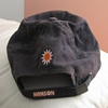Symbol/Logo Hat - Back. Look at the